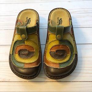 Spring Step Lollipop Clog Shoes